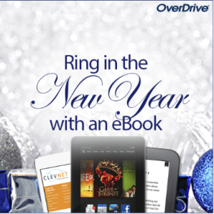 OverDrive New Year logo